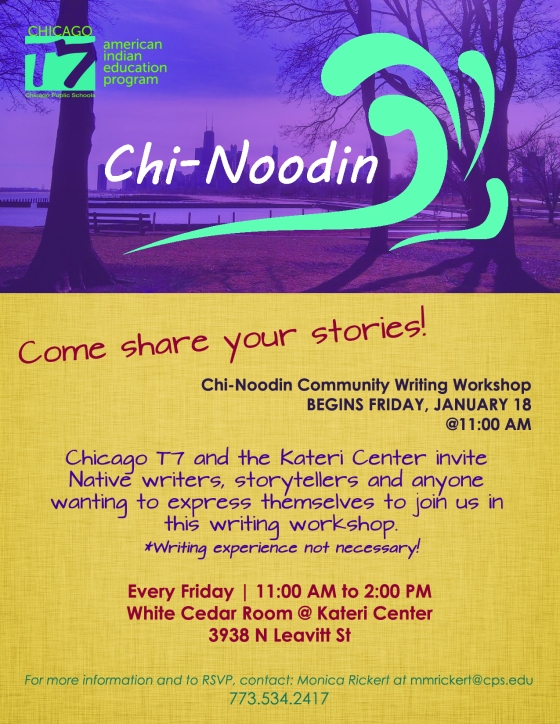 Chi-Noodin : Session 3