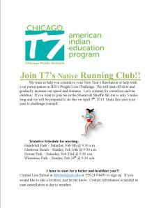 T7 Running Club 2013