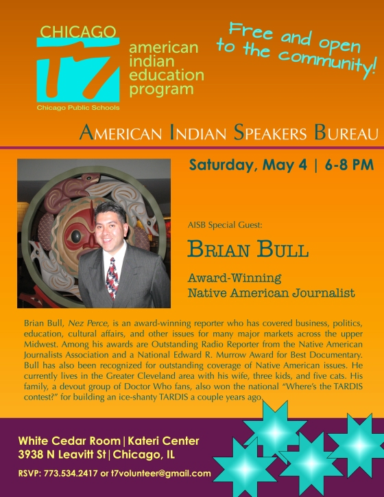 AISB - MAY 4th Featuring: Brian Bull
