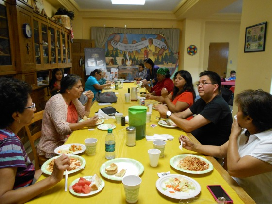 Youth Ambassador Spaghetti Dinner