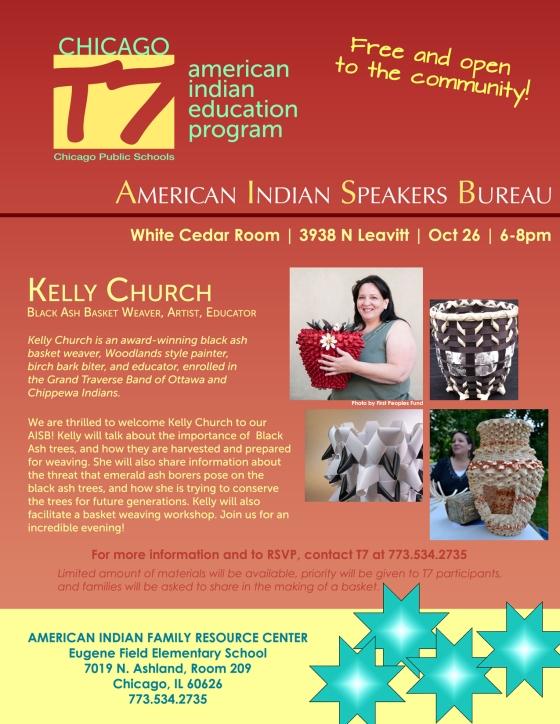 AISB featuring Kelly Church