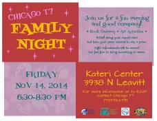 FY15-Family Night Flyer