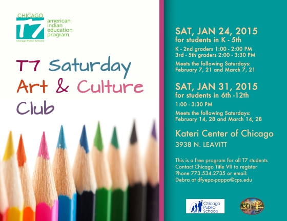 UPDATED SAT CLUB FLYER SY15 WITH SCHED