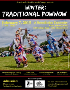 AIC WINTER POWWOW 2015