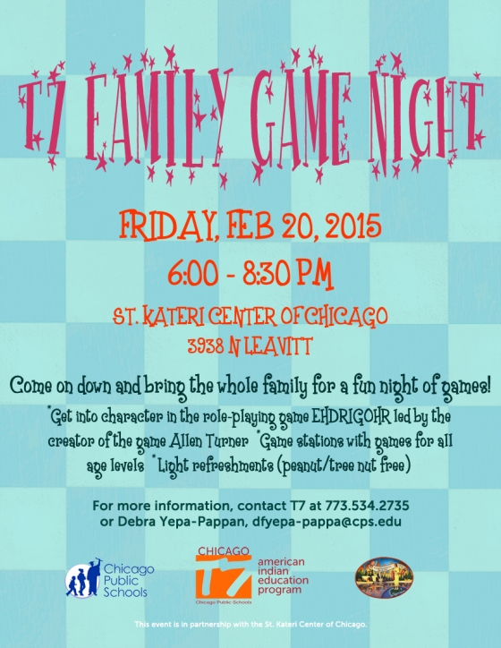 FY15-Family Game Night