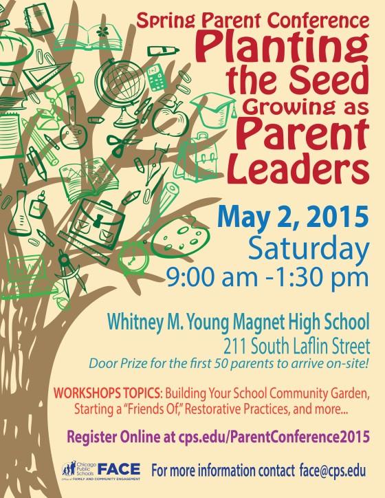 FACE Parent Conference Spring 2015 Dual Language-1