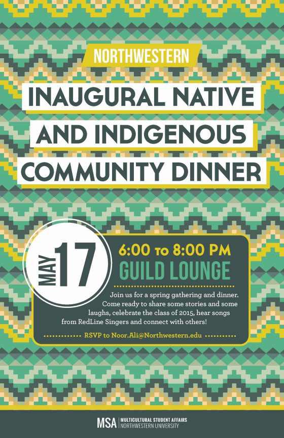 s15_Native Community Dinner_flyer