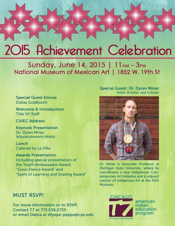 FY15-achievement celebration