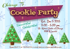 FY16-Cookie Party Flyer