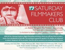 T7 Saturday Filmmakers Club