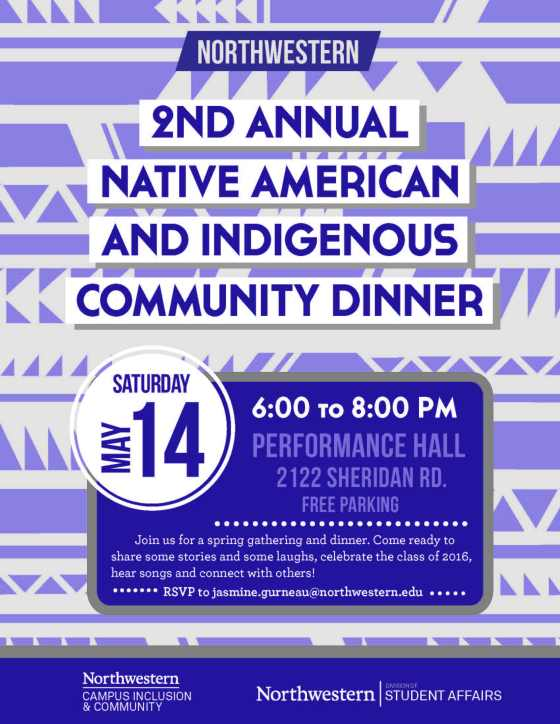 s16_Native Community Dinner_flyer (1)