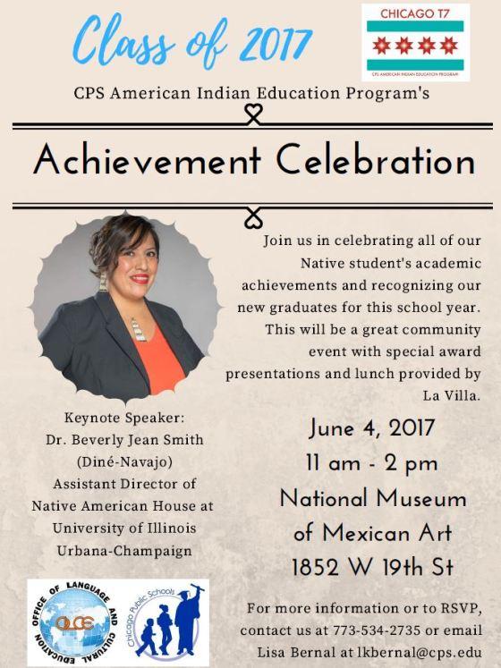 Achievement Celebration 6-4-17