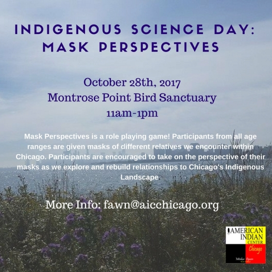 Indigious Science Day- Mask Perspectives