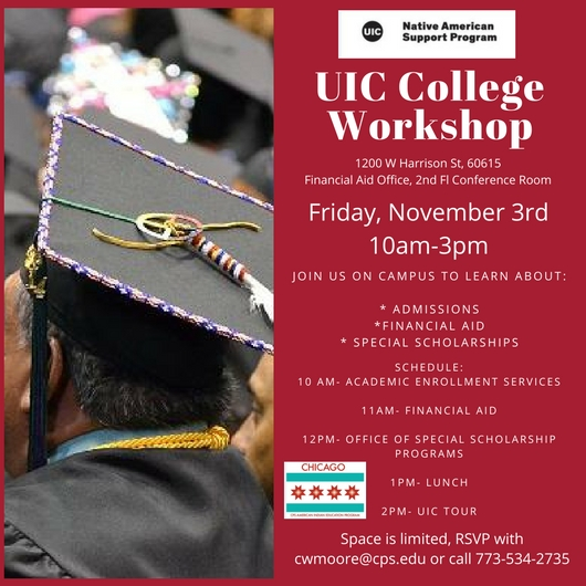 UIC college workshop 11-3-17