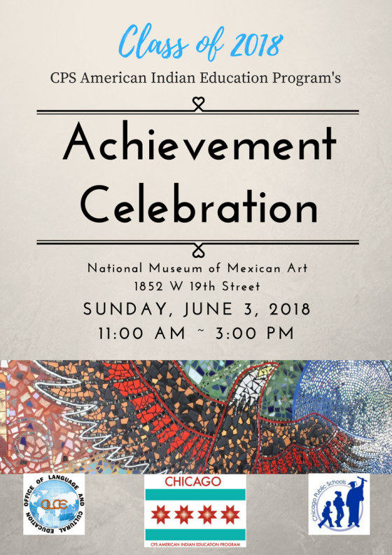 AchievementCelebration flyer