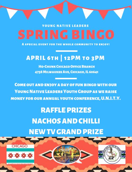 Bingo Flyer 4-6-19