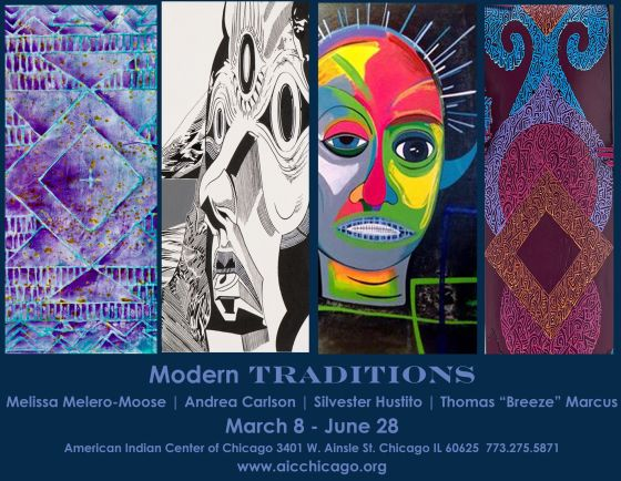 Modern Traditions Flyer